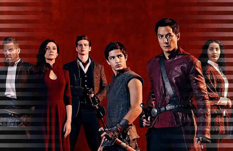 ver la serie Into the Badlands online