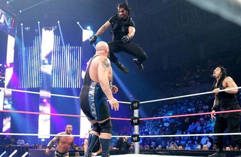 WWE smackdown repetición en español