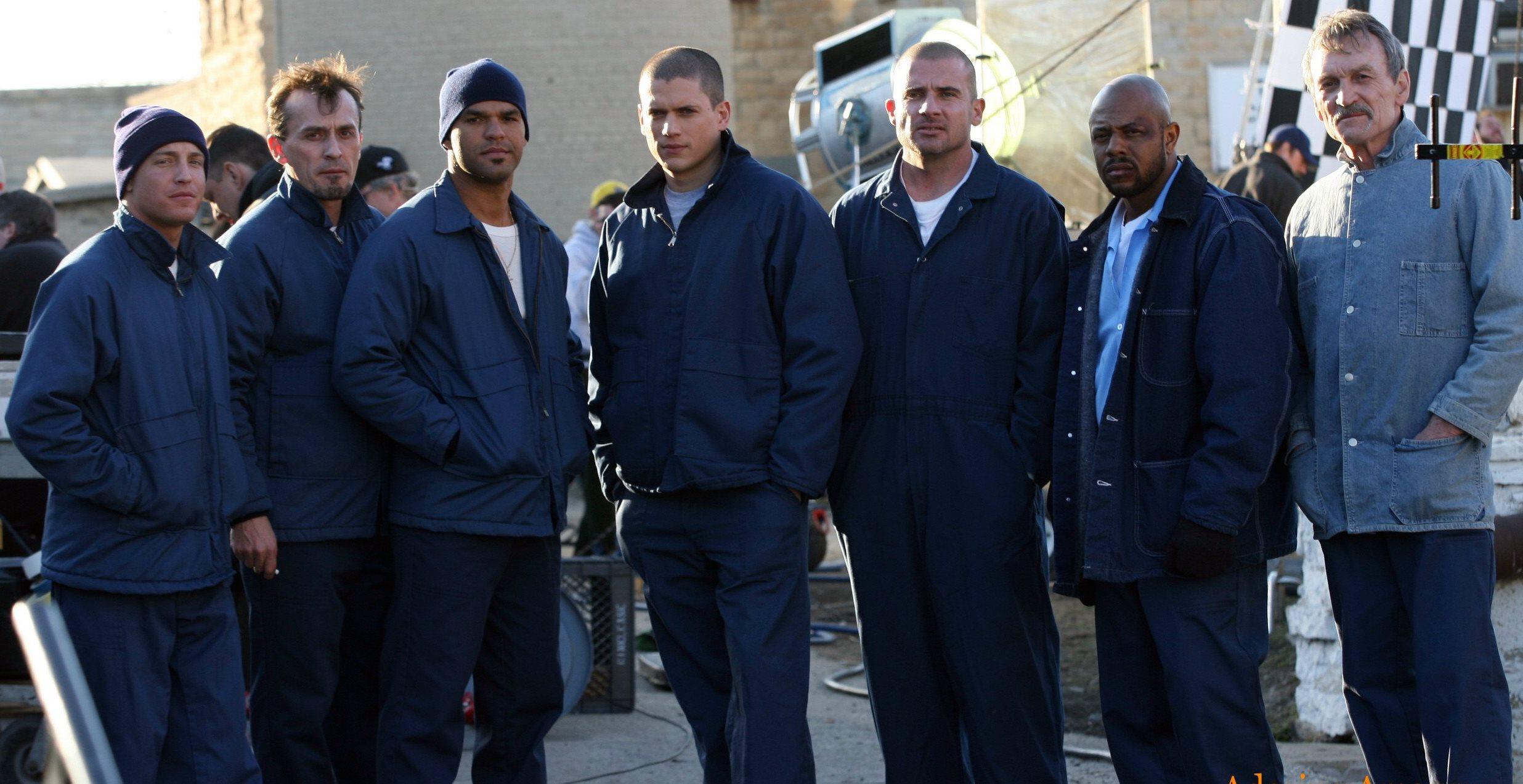 Personajes que se deseaban para la 5ta temporada de Prison Breack