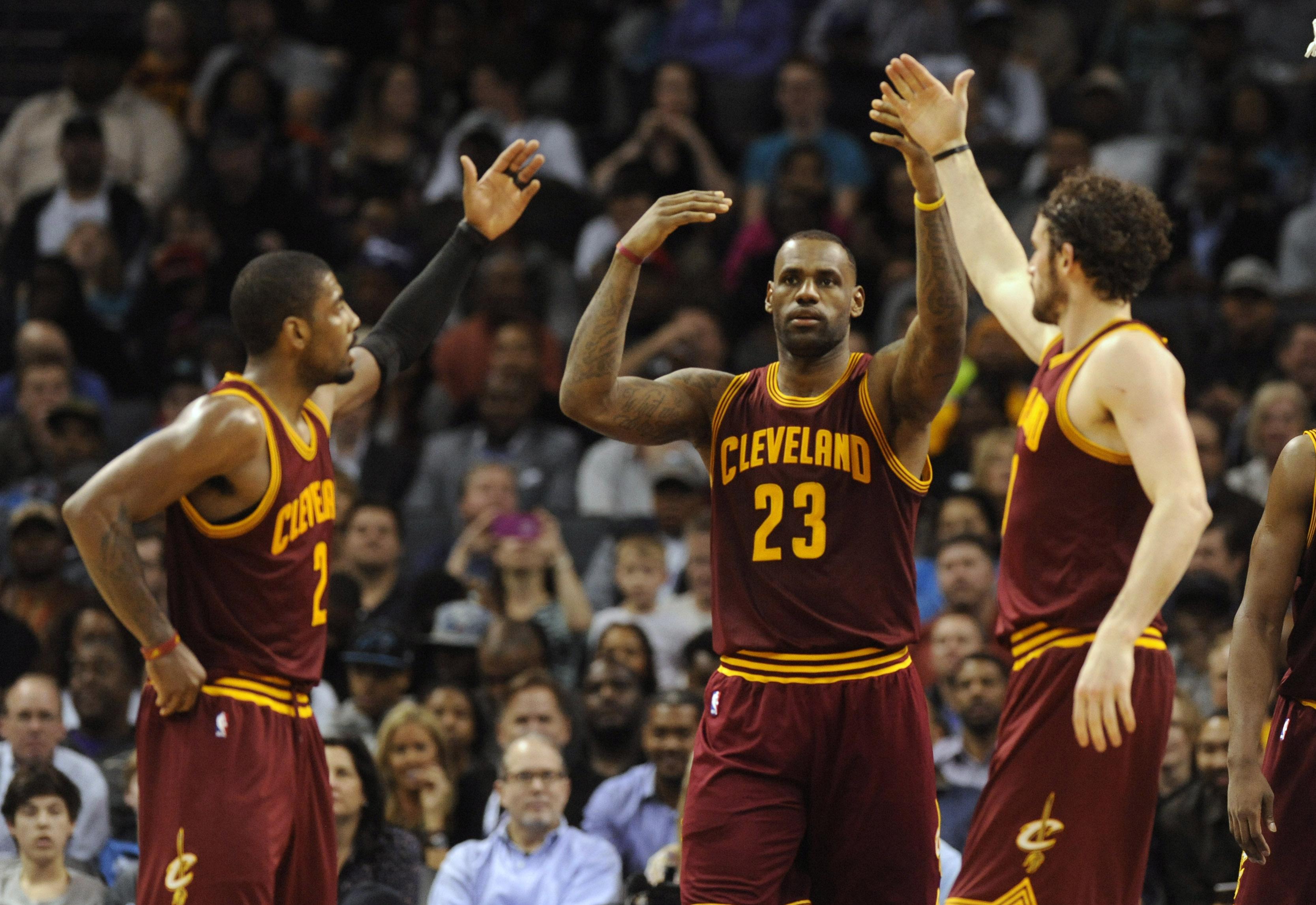 Cavaliers avanzan en los Playoffs de la NBA del 2017