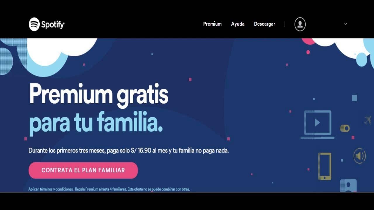 Por que el plan familia de Spotify es mejor