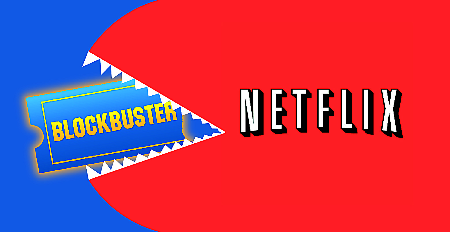 Quién es la competencia de Netflix