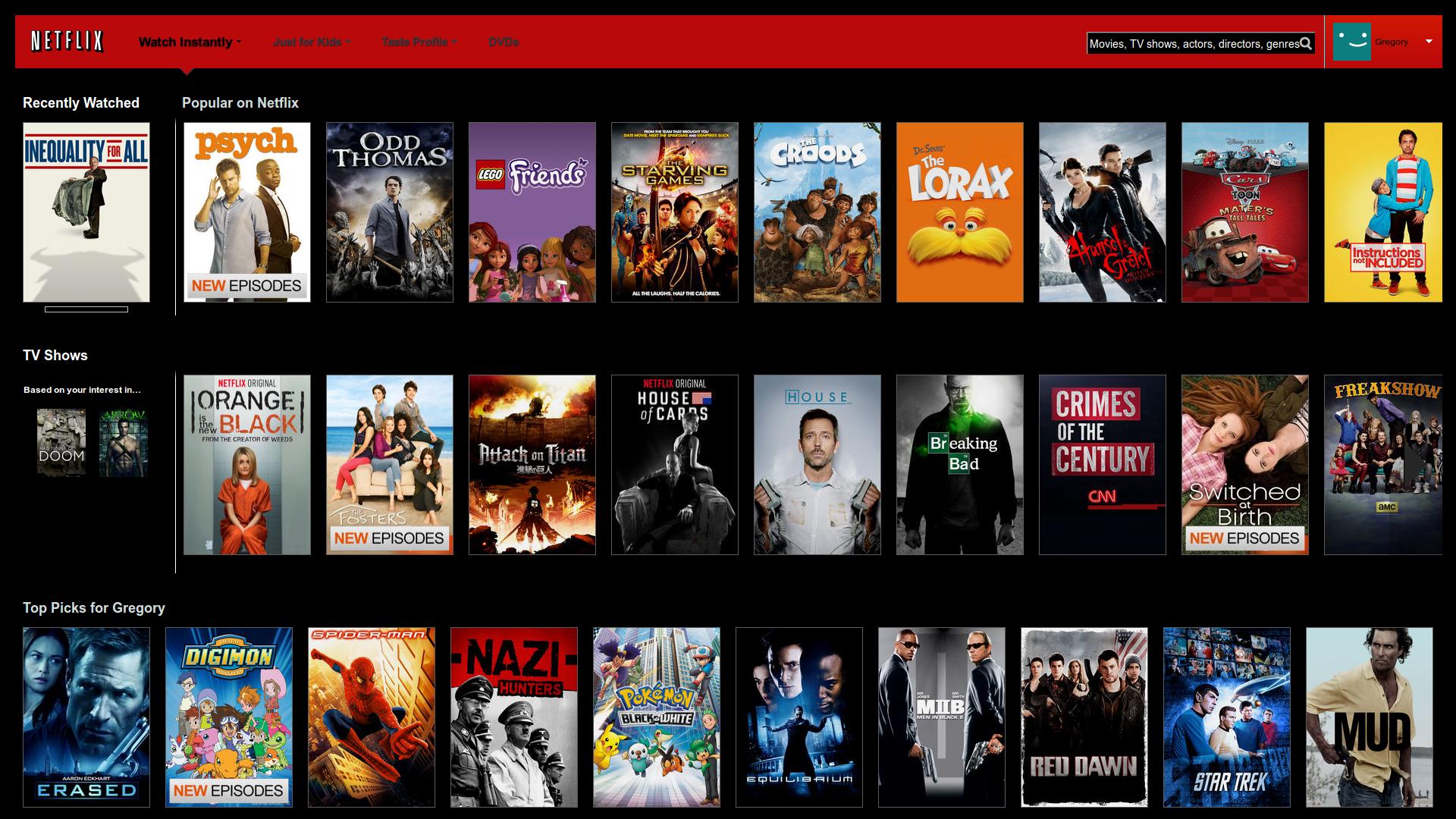 Todos los estrenos de Netflix para el 2017