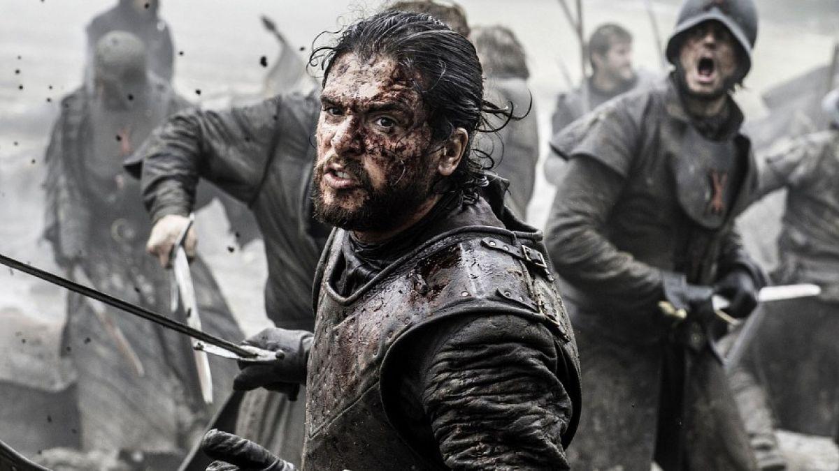 guerra en Games Of Throne