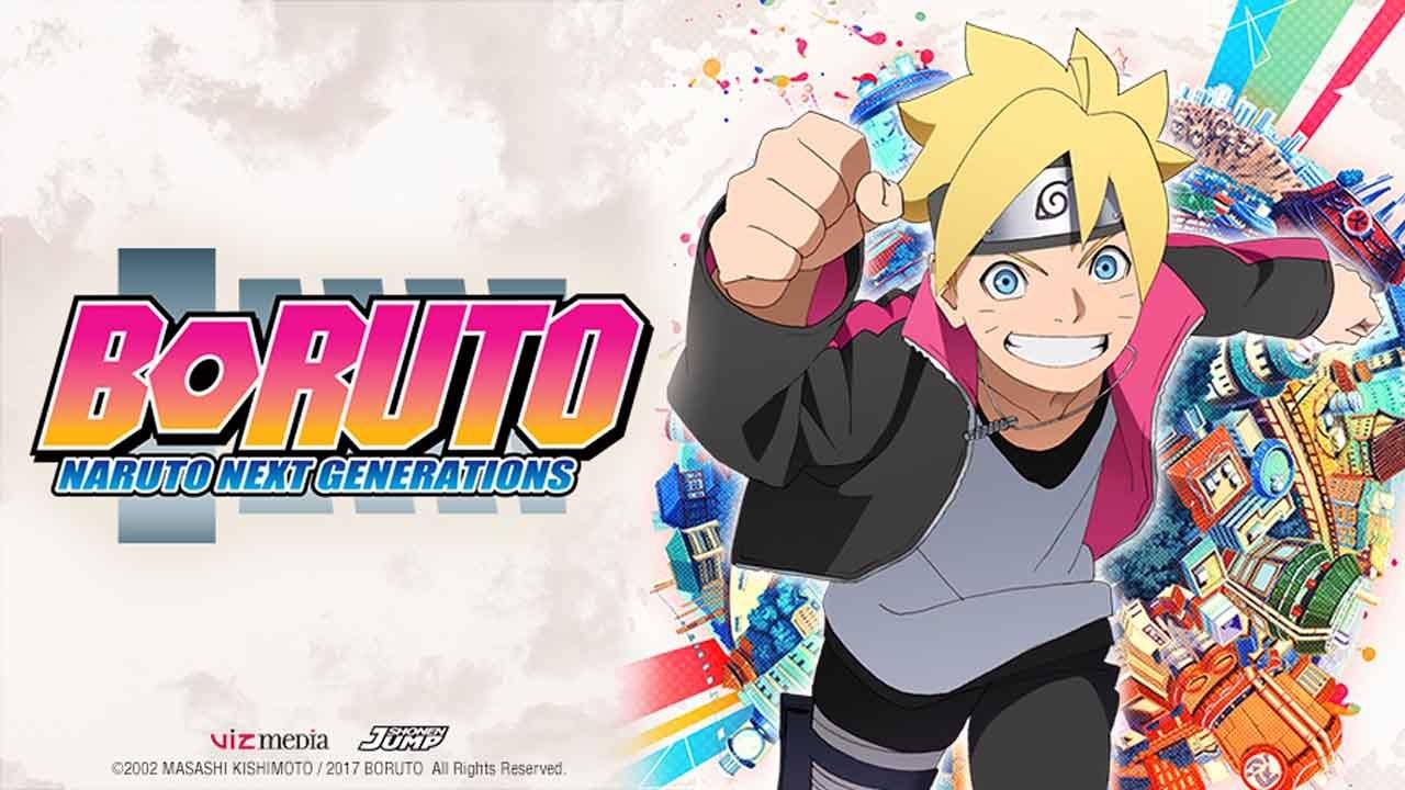 ver Boruto Naruto Next Generations