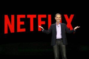 Abonados de Netflix en todo el mundo