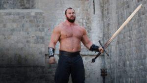 Actor de Games Of Thrones con parálisis facial