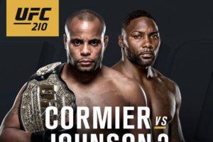 Careo de la UFC 210