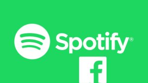 Facebook y Spotify