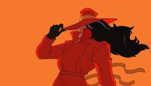 remake de en busca de Carmen Sandiego